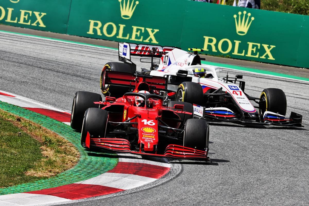 Charles Leclerc (MON) Ferrari SF-21. 27.06.2021. Formula 1 World Championship, Rd 8, Steiermark Grand Prix, Spielberg