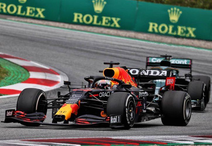 Max Verstappen (NLD) Red Bull Racing RB16B. 27.06.2021. Formula 1 World Championship, Rd 8, Steiermark Grand Prix, Spielberg