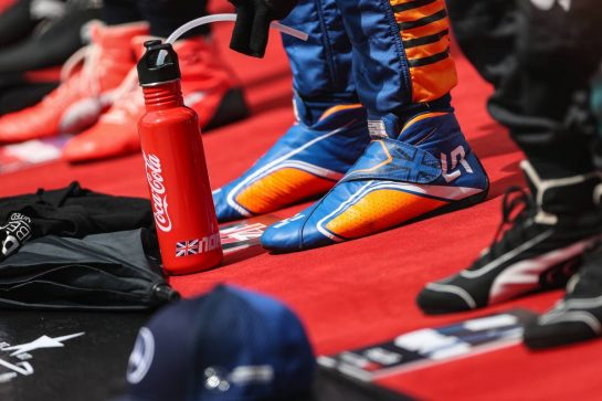 Lando Norris (GBR), McLaren F1 Team 27.06.2021. Formula 1 World Championship, Rd 8, Steiermark Grand Prix, Spielberg, Austria, Race Day.- www.xpbimages.com, EMail: requests@xpbimages.com © Copyright: Charniaux / XPB Images