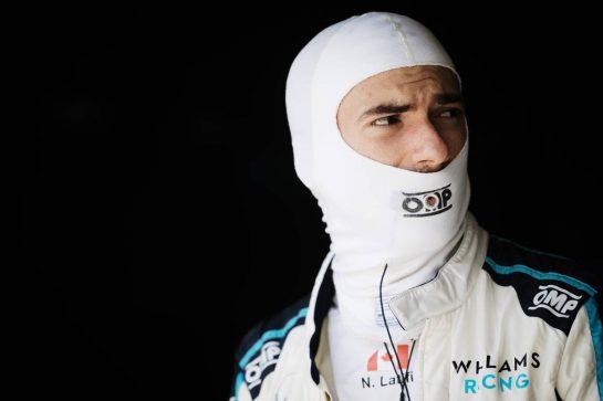 Nicholas Latifi (CDN) Williams Racing. 27.06.2021. Formula 1 World Championship, Rd 8, Steiermark Grand Prix, Spielberg, Austria, Race Day. - www.xpbimages.com, EMail: requests@xpbimages.com © Copyright: Bearne / XPB Images