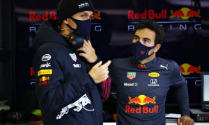 Perez highlights Albon contribution to Red Bull success