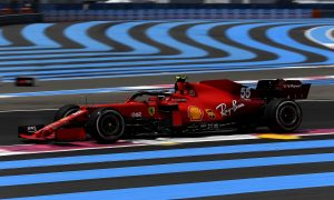 Sainz relieved to finally 'nail it' in French GP qualifying