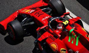 Sainz 'very angry' with error that undermined Baku race