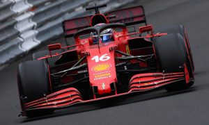 Leclerc sees Ferrari 'going back to reality' in Baku