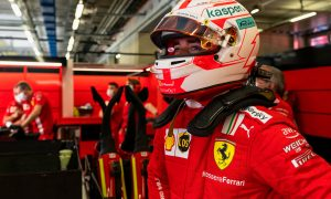Leclerc happy with Q3 lap, but gap to Norris almost 'scary'