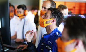 Ricciardo says upcoming triple-header will 'fast track' progress