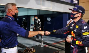 Coulthard impressed with 'home boy' Verstappen's 'inner peace'