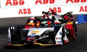 Di Grassi wins in Puebla as penalty thwarts Wehrlein and Porsche