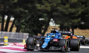 Alonso: Alpine performance level at Paul Ricard 'a relief'