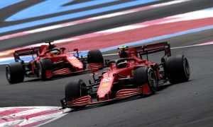 Ferrari expects to live all season with front tyre woes