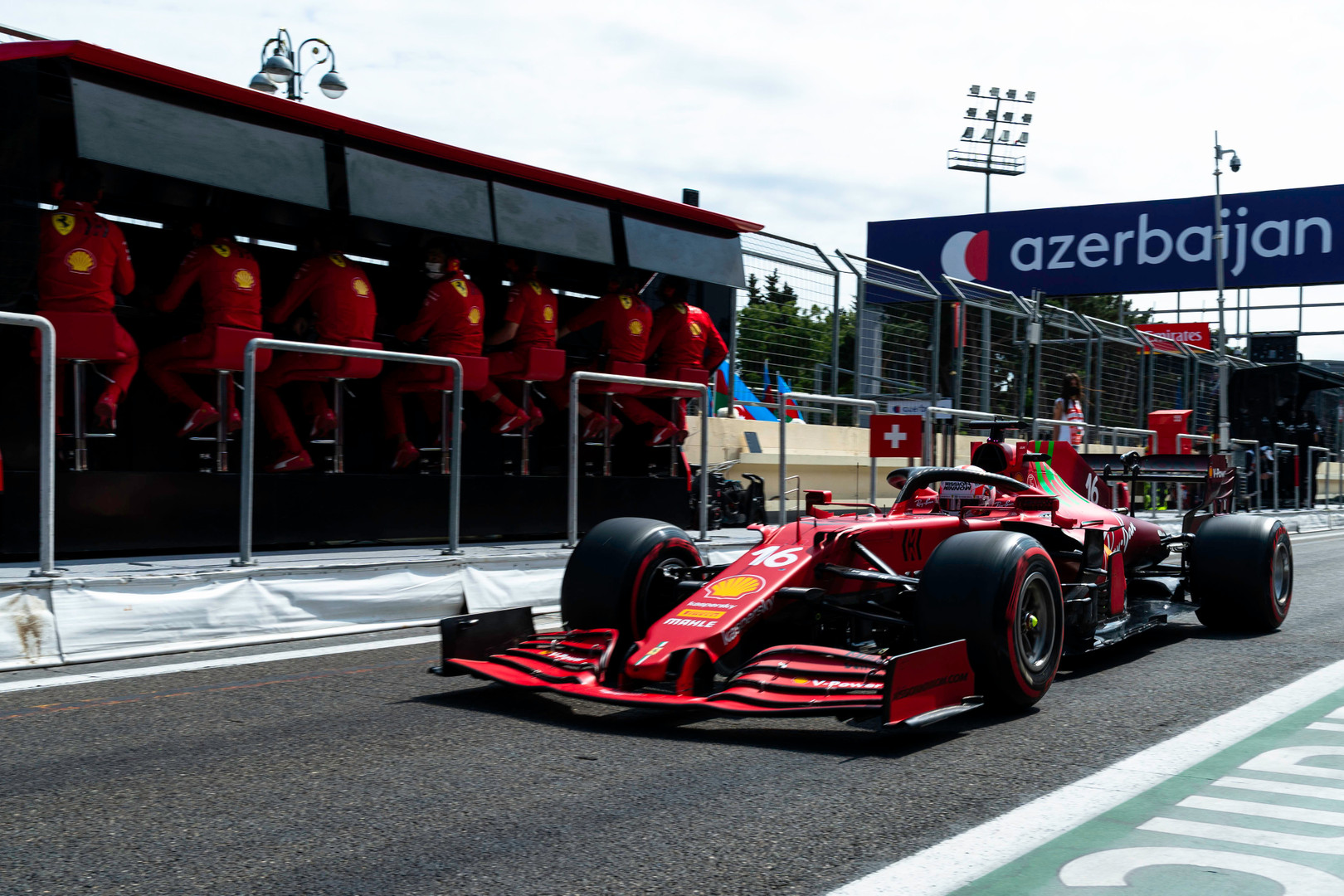 Ferrari: Back-to-back poles not a reflection of 'true performance'