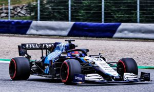 Russell says Williams 'there on merit' after missing Q3 by 0.008s