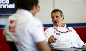 Steiner: Someone sure to 'make a meal' out of Hamilton sim session