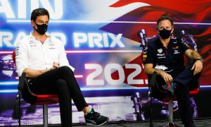 Horner: Wolff wrong to 'roast' Mercedes team in public
