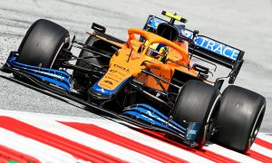 Norris insists P5 'best we could achieve' after lonely race