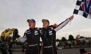 Magnussen returns to the winner's circle with IMSA win