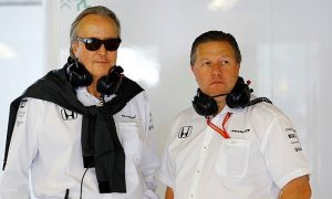 McLaren's Brown mourns the passing of 'a titan of our sport'