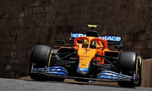 Norris: McLaren 'looks decent' but 'quite a way off' Ferrari