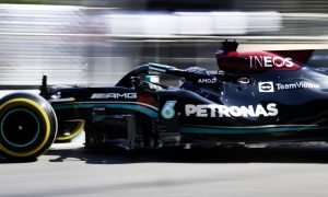 Wolff forecasting 'very, very difficult' qualifying for Mercedes
