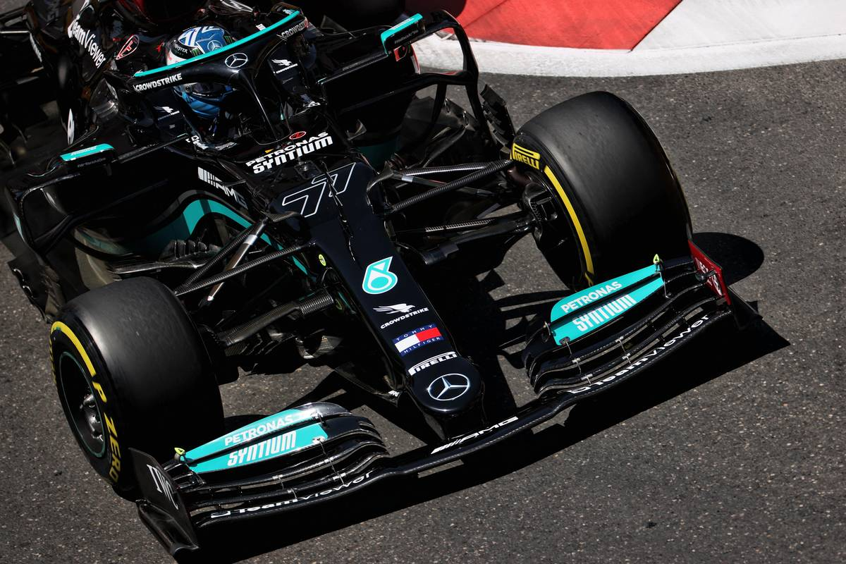Mercedes: Baku yielded 'promising theory' on W12 issues