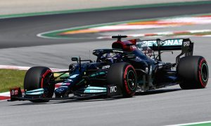 Hamilton: F1 weight increase at odds with sport's sustainability push