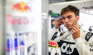 Gasly determined to change his luck in Baku