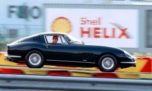 Leclerc goes full retro classic at Fiorano