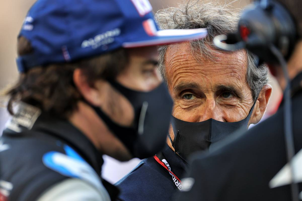 Prost 'not surprised' by Alonso's struggle to settle in
