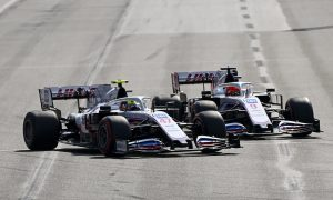 Steiner: Triple-header run a 'good challenge' for Haas rookies
