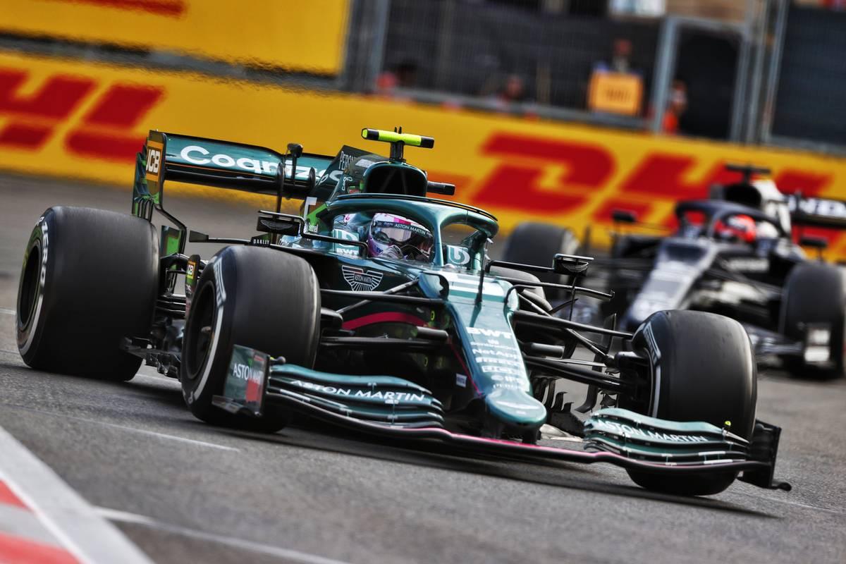 Hakkinen: Baku 'not the last podium' for Vettel in 2021