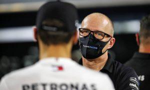 Williams parts with team principal Simon Roberts