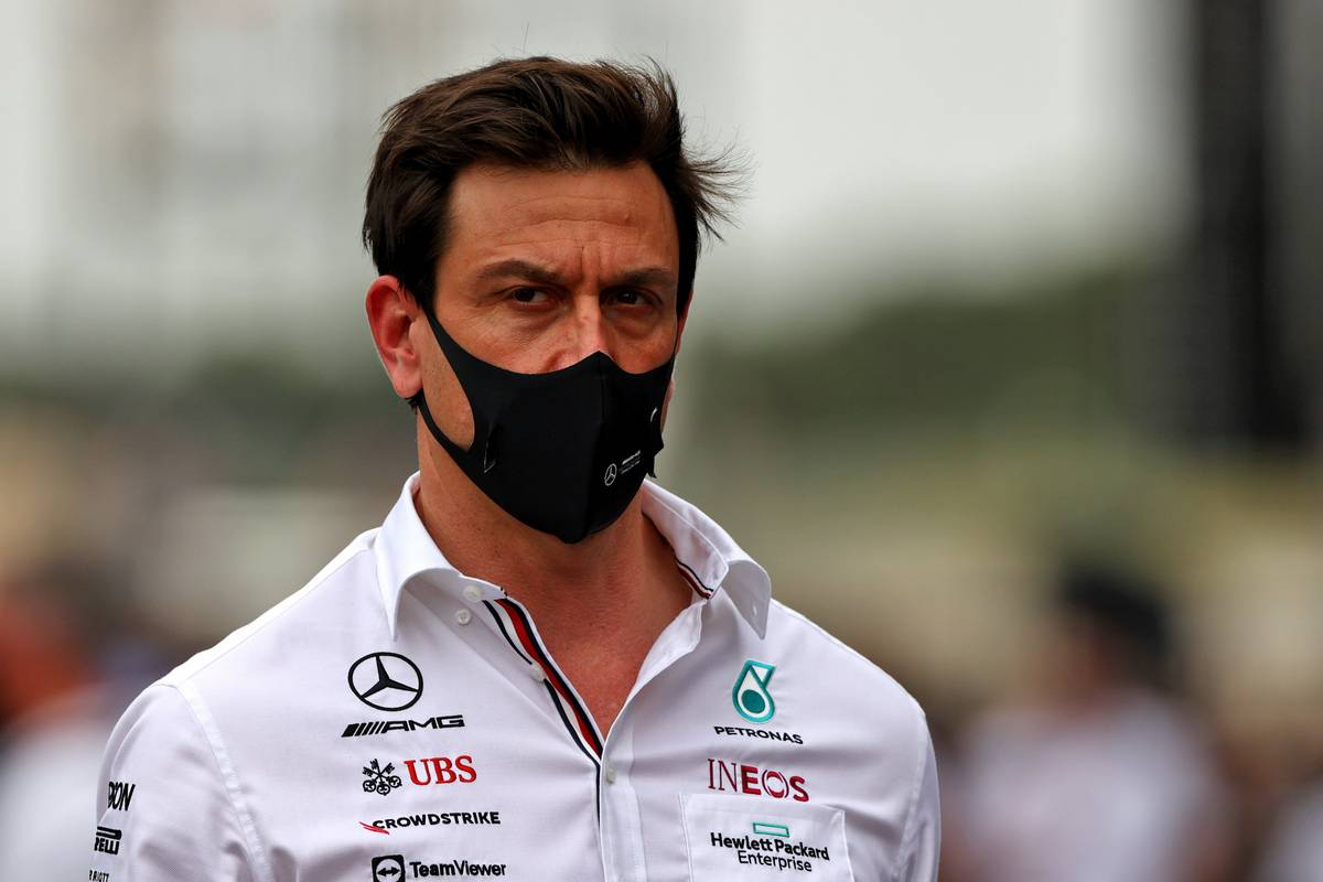 Wolff admits Bottas contract delay comment 'was a wind up'!