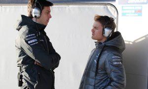 Rosberg gets a taste of Wolff's medicine as team boss