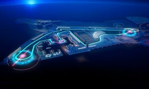 Revamped Abu Dhabi F1 track to feature banked corner!