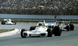 When rookie Reutemann rocked the establishment