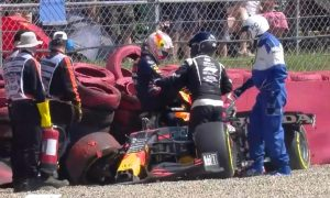 FIA rejects Red Bull request to review Hamilton penalty
