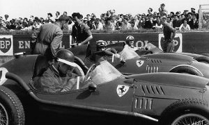 A win at Reims marred in tragedy for Ferrari and Hawthorn