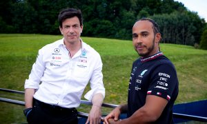 Hamilton and Mercedes launch joint charity supporting diversity
