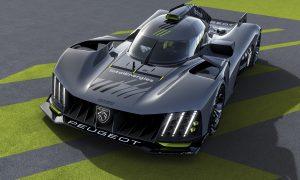 Peugeot takes the wraps off radical 9X8 Hypercar!