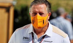Brown: Austrian penalties set precedent that make racing 'difficult'