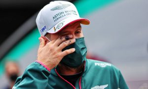 Vettel handed three-place grid penalty, others cleared