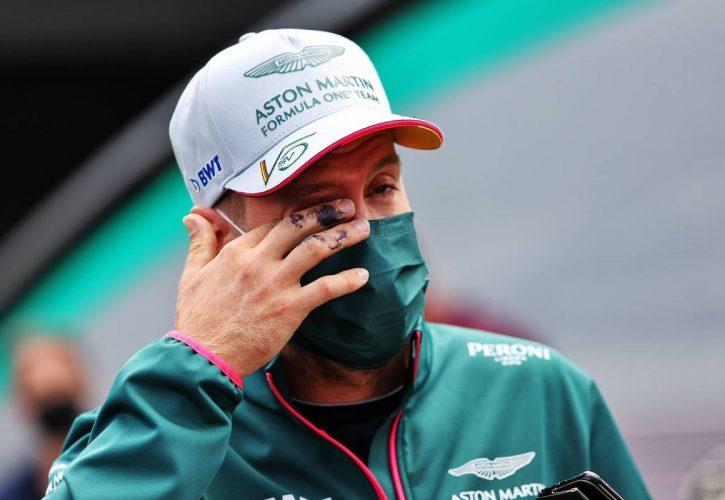 Sebastian Vettel (GER) Aston Martin F1 Team. 01.07.2021. Formula 1 World Championship, Rd 9, Austrian Grand Prix, Spielberg
