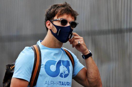 Pierre Gasly (FRA) AlphaTauri. 02.07.2021. Formula 1 World Championship, Rd 9, Austrian Grand Prix, Spielberg, Austria, Practice Day. - www.xpbimages.com, EMail: requests@xpbimages.com © Copyright: Moy / XPB Images