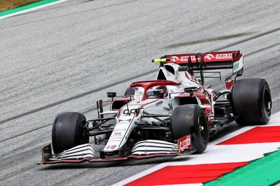 Callum Ilott (GBR) Alfa Romeo Racing C41 Reserve Driver. 02.07.2021. Formula 1 World Championship, Rd 9, Austrian Grand Prix, Spielberg, Austria, Practice Day. - www.xpbimages.com, EMail: requests@xpbimages.com © Copyright: Charniaux / XPB Images