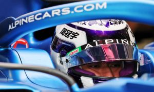 Zhou: 'You don't know how much pressure I had in FP1!'