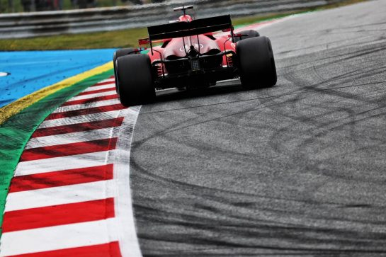 Charles Leclerc (MON) Ferrari SF-21. 02.07.2021. Formula 1 World Championship, Rd 9, Austrian Grand Prix, Spielberg, Austria, Practice Day. - www.xpbimages.com, EMail: requests@xpbimages.com © Copyright: Batchelor / XPB Images