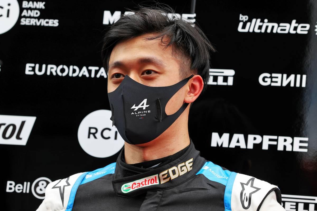 Guanyu Zhou (CHN) Alpine F1 Team Test Driver. 02.07.2021. Formula 1 World Championship, Rd 9, Austrian Grand Prix, Spielberg