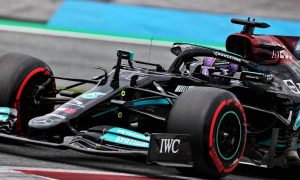 Hamilton expecting to see more from Red Bull on Saturday