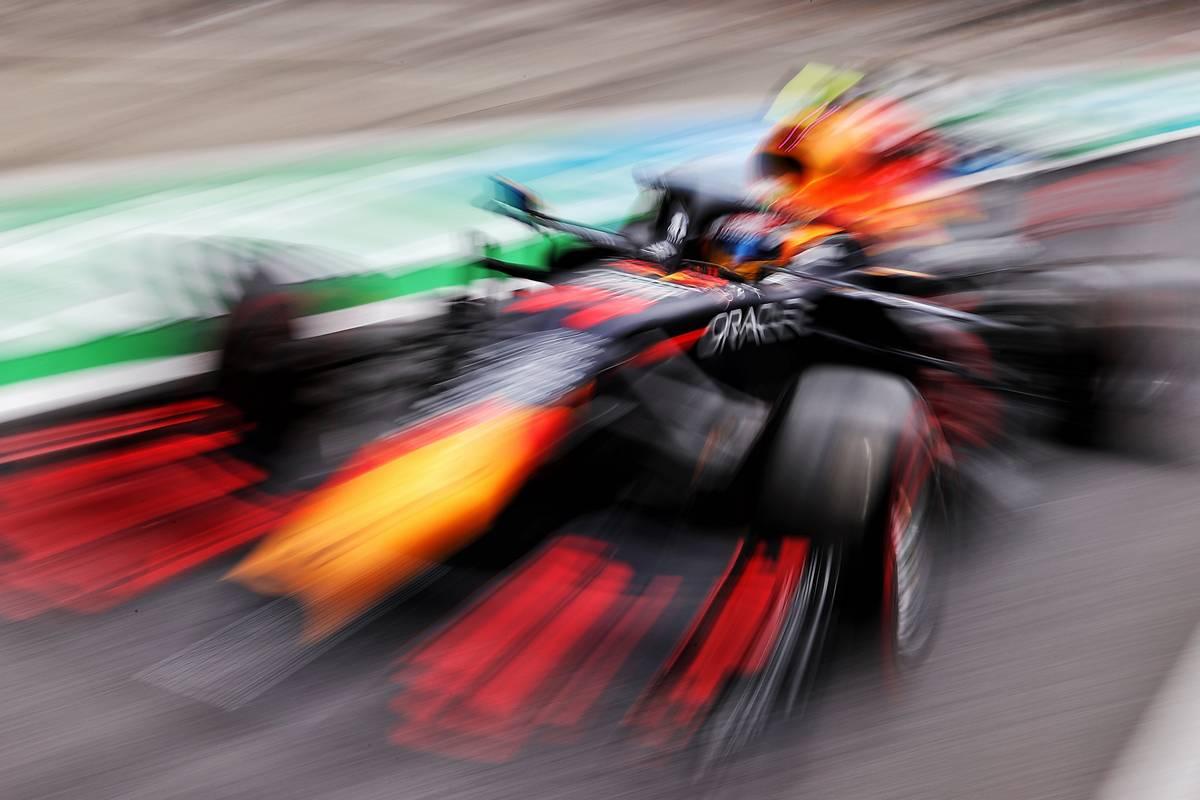 Sergio Perez (MEX) Red Bull Racing RB16B. 02.07.2021. Formula 1 World Championship, Rd 9, Austrian Grand Prix, Spielberg