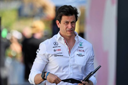 Toto Wolff (GER) Mercedes AMG F1 Shareholder and Executive Director. 03.07.2021. Formula 1 World Championship, Rd 9, Austrian Grand Prix, Spielberg, Austria, Qualifying Day. - www.xpbimages.com, EMail: requests@xpbimages.com © Copyright: Moy / XPB Images